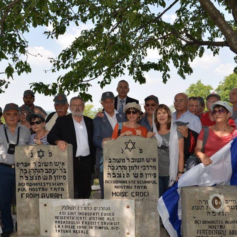 השואה השקטה – המסע בנתיב שואת יהודי רומניה וגיא ההריגה טרנסניסטריה