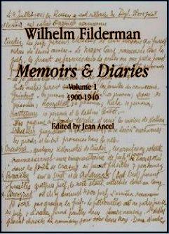 וילהלם פילדרמן – זכרונות
