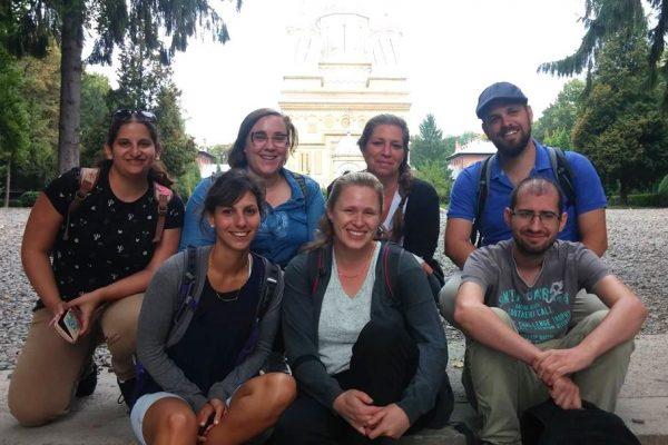 סיור לימודי של סטודנטים מהאוניברסיטה העברית