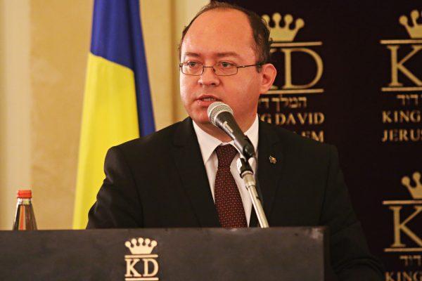 ביקור שר החוץ הרומני