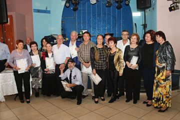 אירוע שנתי של איגוד יהודי בסרביה