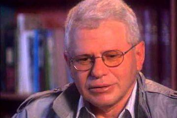 ראיון עם ז'אן אנצ'ל, בכיר ההסטוריונים בנושא שואת יהדות רומניה